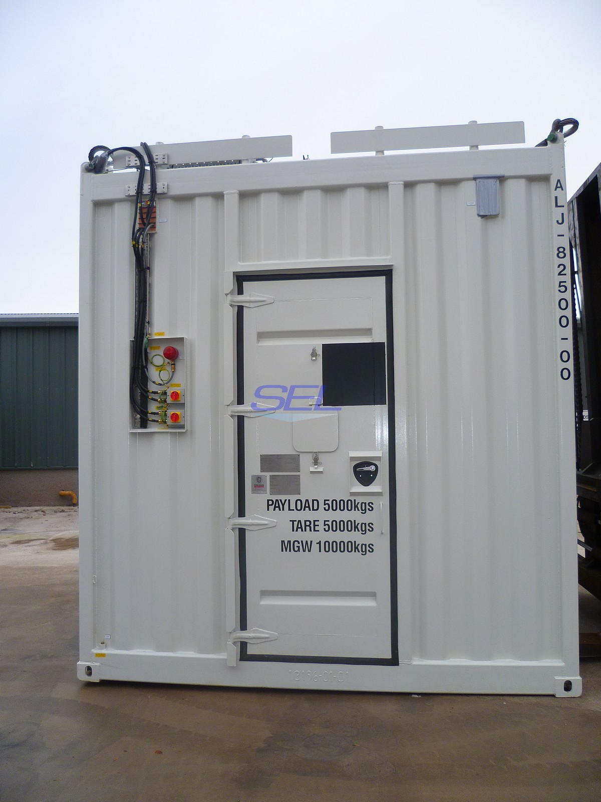 Control Systems Container
