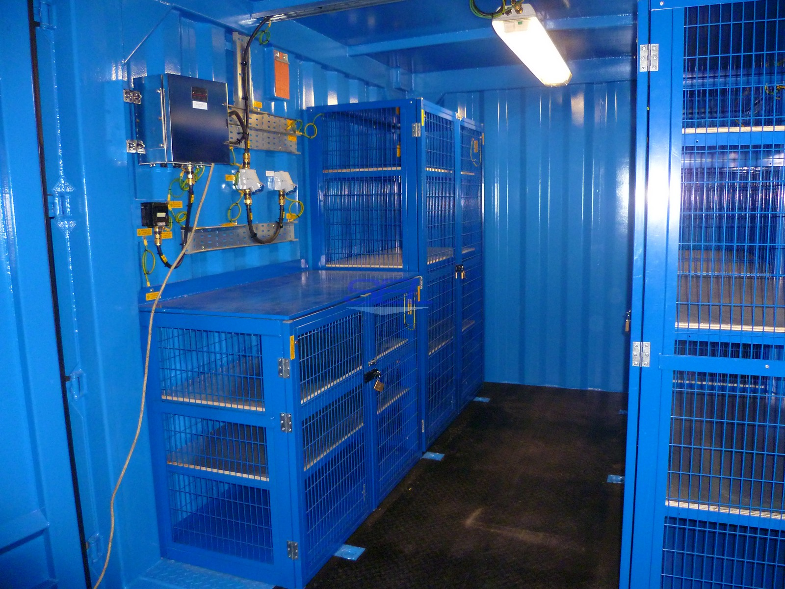 Offshore Workshop / Stores Container