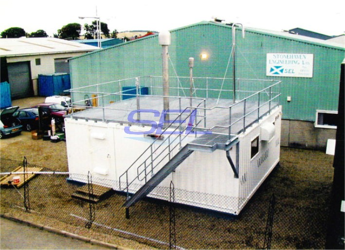 Air Sampling Laboratory Module