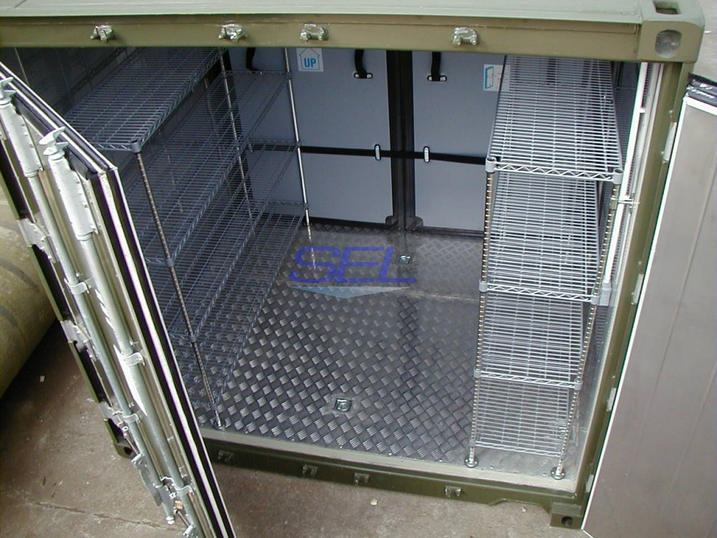Chilled Storage Unit