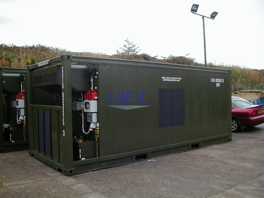 Dual Function Reefer Container 2