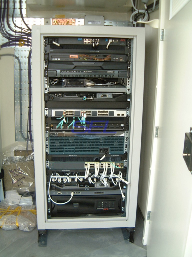 Equipment Rack