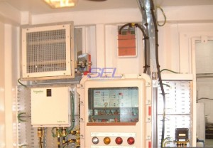 Fire & Gas Panel, Equipment Housing