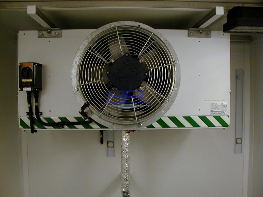 Freezer Plant