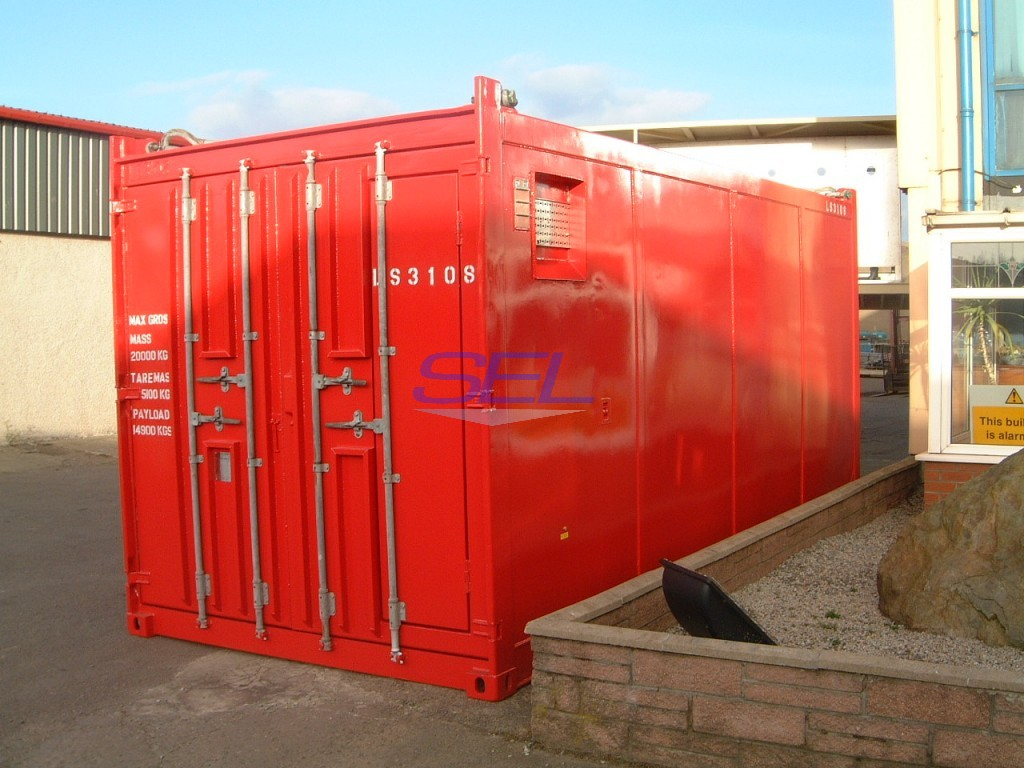 Offshore Container Unit
