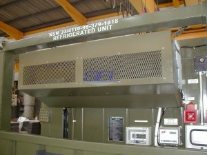 Refrigeration Container Plant