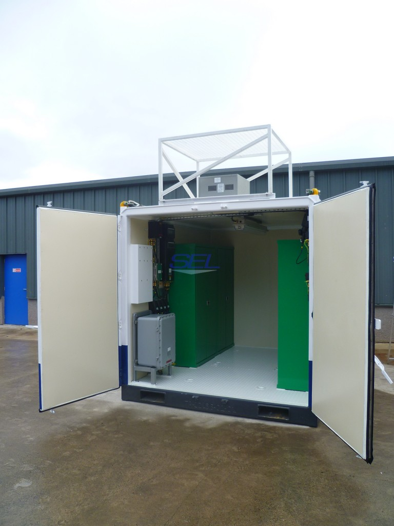 Oil And Gas Projects Stonehaven Engineering Ltd